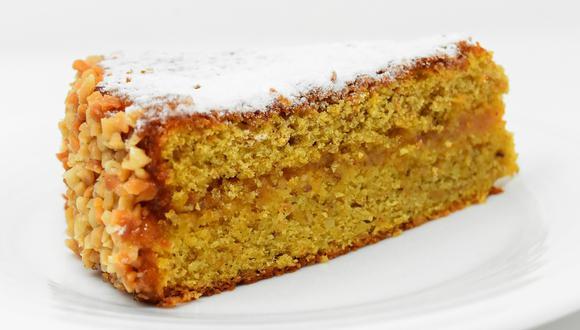 Prepara este sencillo pastel de zanahoria en el microondas. (Pixabay)