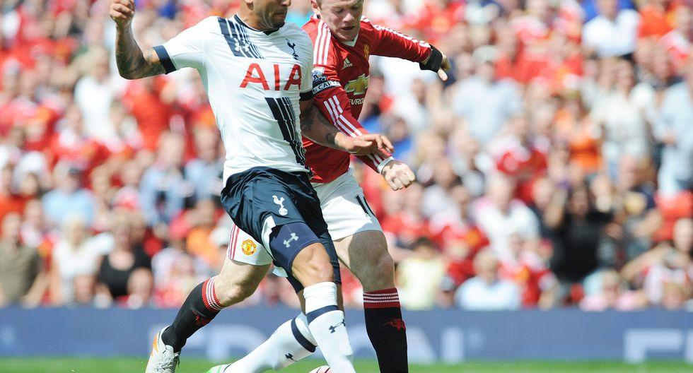 Kyle Walker jugó desde el 2012 en el Tottenham. El city pagó 51 millones de euros por él. Foto: agencias