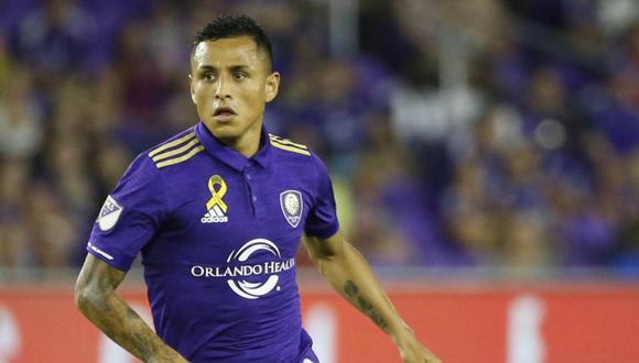 Yoshimar Yotún nuevamente se encontró con el gol en la MLS. Su nueva víctima fue el Real Salt Lake y colaboró en la remontada del Orlando City. (Foto: Univisión)