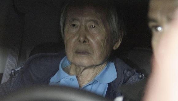 Alberto Fujimori, tras la sentencia del referido magistrado, deberá cumplir la totalidad de su condena de 25 años de prisión por las matanzas de Barrios Altos y La Cantuta. (Foto: EFE)