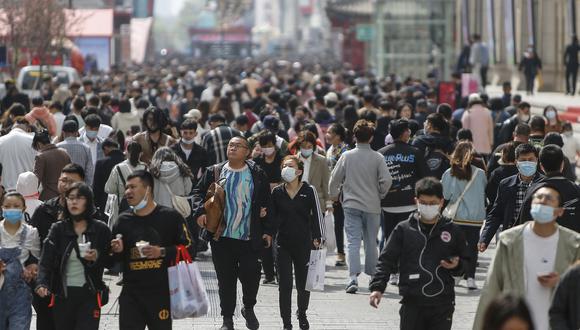 Las leyes chinas restringen la venta y posesión de armas de fuego, y los ataques masivos suelen ser con cuchillos o explosivos caseros. (Foto referencial: STR / AFP) / China OUT