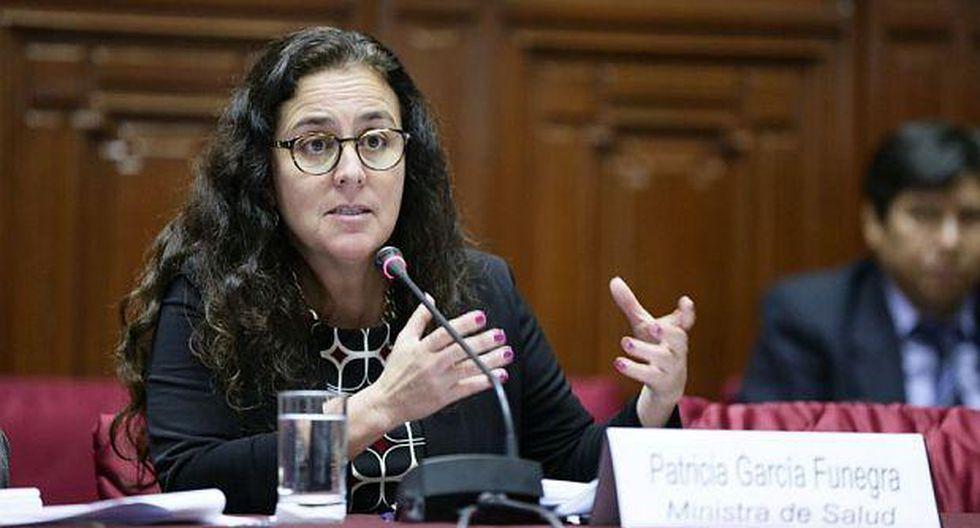 Ministra de Salud dice que hay cuatro procesos contra Moreno