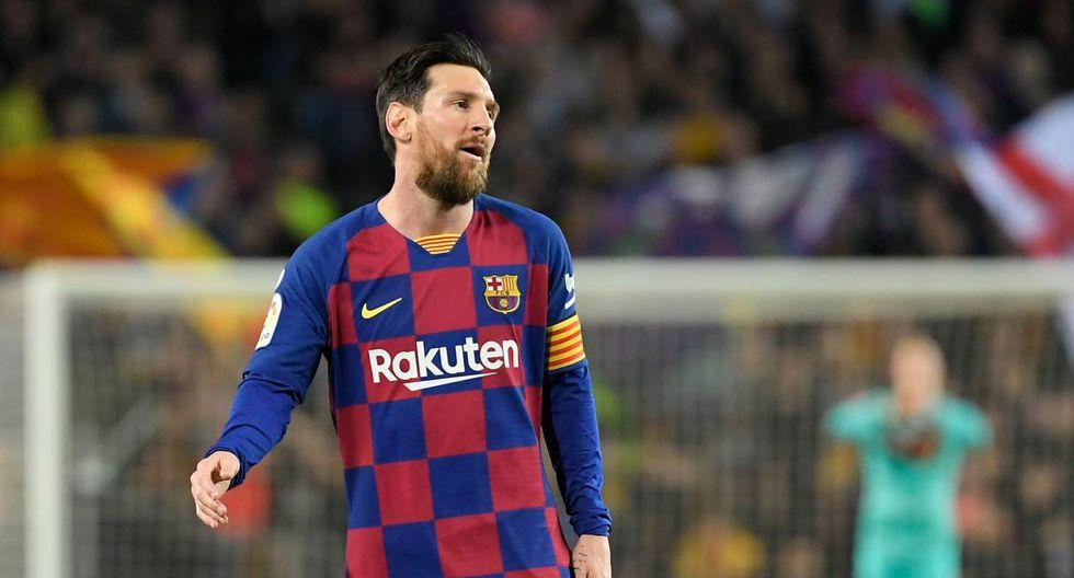 6. (38 puntos) Lionel Messi (Barcelona, ESP) – 19 x 2