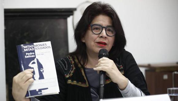 El último miércoles, la periodista Paola Ugaz consideró que el arzobispo José Antonio Eguren debería sopesar su caso con el mismo criterio. (Foto: Carlos Chunga)