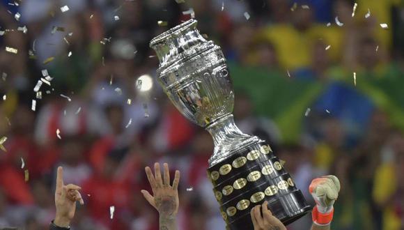 La Copa América se disputará entre el 13 de junio y el 10 de julio próximo. (Foto: AFP)