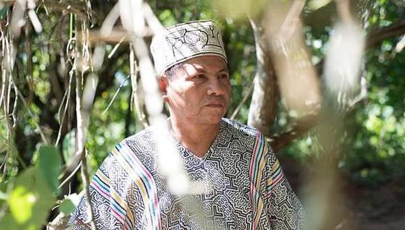 El maestro y conocedor de medicina tradicional Antonio Muñoz Burga, Senen Pani, falleció el martes víctima de la COVID-19. Foto: Archivo personal