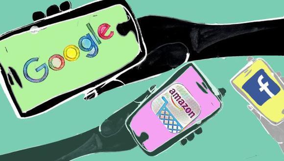 Las empresas tecnológicas globales han sido acusadas de encontrar maneras para evadir impuestos. (Fuente: BBC)