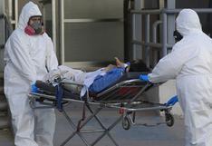 México registra 401 decesos y 4.189 contagios por coronavirus en un día