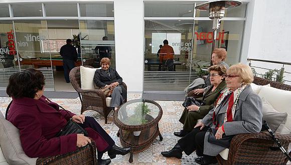 Miraflores: construirán nueva casa del adulto mayor