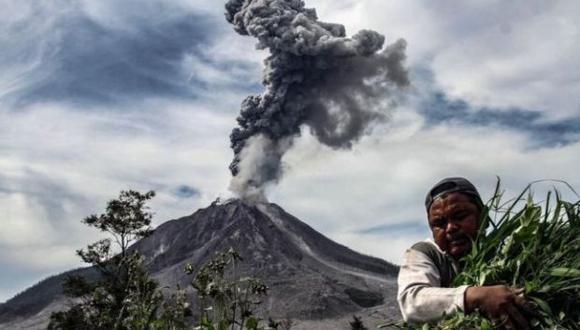 La actividad en el Cinturón de Fuego es resultado de la llamada tectónica de placas, el movimiento y la colisión de las capas de la corteza terrestre. (Foto: AFP)
