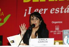 Carla García postulará como precandidata al Congreso en elecciones internas del Apra