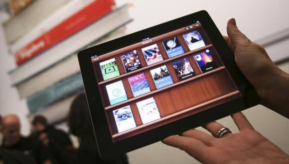 Día del libro. En medio de una inesperada cuarentena, los e-books y audiolibros se presentan como las únicas alternativas de lectura. (Foto: Reuters)