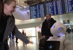 Así actúa el guía robot que puede ayudarte en un aeropuerto [VIDEO]