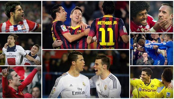 Champions League: los ocho clasificados a cuartos de final