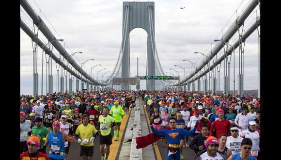 Maratón de Nueva York será sin corredores de países con ébola