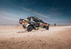Dakar 2019: Nicolás Fuchs con problemas pero no abandona