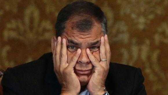 Ecuador: Correa acepta que habrá segunda vuelta electoral
