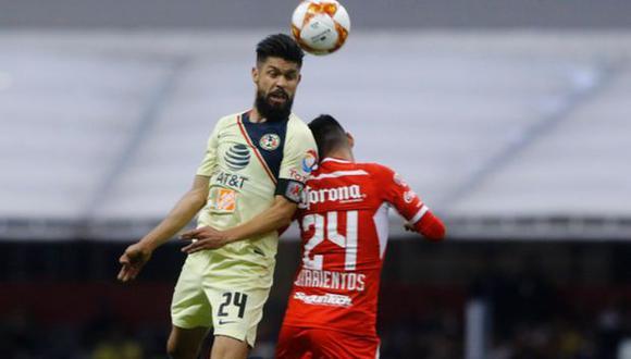 América igualó 1-1 frente a Toluca y aseguró su clasificación a la liguilla de la Liga MX | Foto: Liga MX
