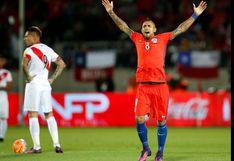 Perú vs. Chile: Arturo Vidal sueña con ganarle a la Blanquirroja para darle una alegría al pueblo sureño