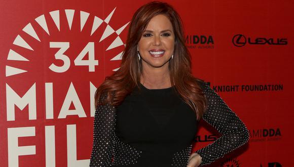 """La periodista María Celeste Arrarás conduce el programa """"Al rojo vivo"""" que se transmite por la cadena Telemundo. (Foto: Telemundo)."""