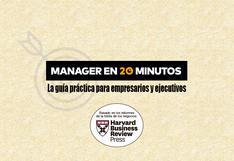 Manager en 20 minutos: alcanza la perfección en tu tiempo libre