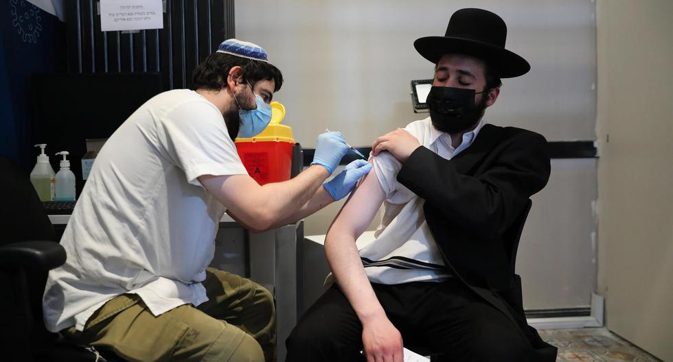 Israel claims the success of the booster dose that helped curb the fourth wave of coronavirus