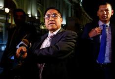 Los Cuellos Blancos del Puerto: apelación de César Hinostroza se verá el 28 de setiembre