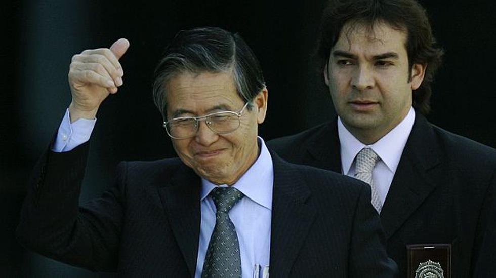 Alberto Fujimori fue arrestado en Chile hace 11 años - 1