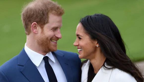 Meghan Markle y el príncipe Harry, ¿cómo se conocieron? Esta es su historia de amor (Foto: AFP)