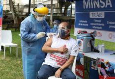 Vacunación COVID-19 a personas de 58 a 59 años: conoce aquí el día, hora, lugar para inoculación