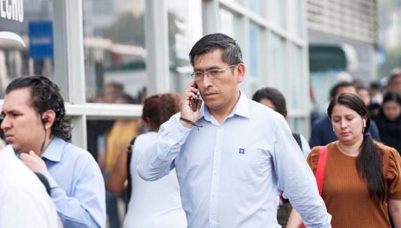 El número de portaciones móviles registrado en marzo fue la cifra más alta desde febrero del 2020. (Foto: GEC)