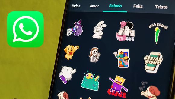 Conoce la forma en cómo puedes obtener la nueva barra de búsqueda de emojis en WhatsApp. (Foto: MAG)