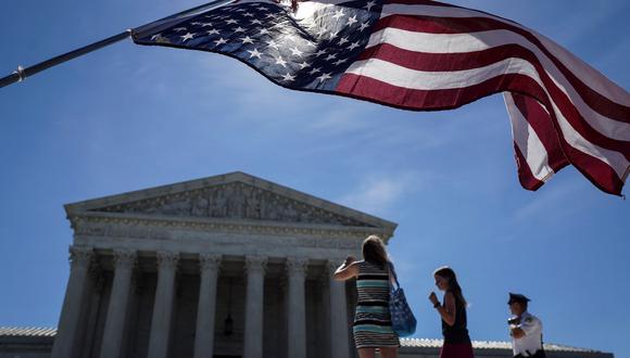La Corte Suprema de Estados Unidos podría elegir al nuevo presidente. (Reuters).
