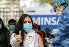 COVID-19: vacunatorios, horarios y todo lo que debes saber sobre la inoculación a personas de 23 y 24 años en Lima y Callao que inicia hoy