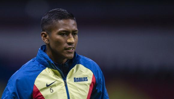 Pedro Aquino llegó a América procedente de León FC. (Foto: TUDN)