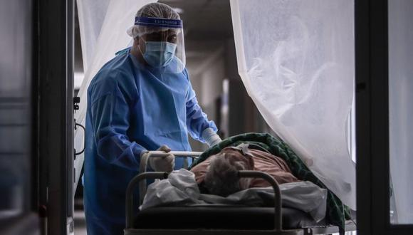 Coronavirus en Argentina | Últimas noticias | Último minuto: reporte de infectados y muertos hoy, domingo 08 de noviembre del 2020 | Covid-19 | (Foto: EFE/Juan Ignacio Roncoroni).