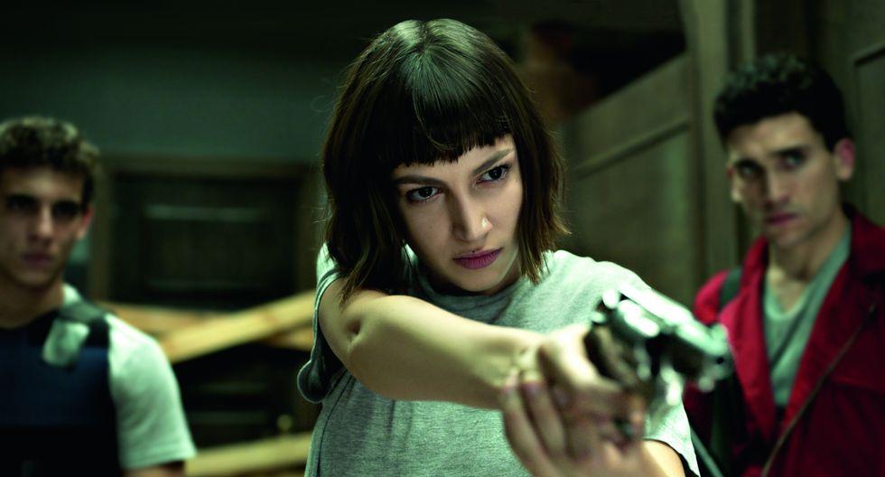 """'Tokio': conoce a la actriz que se declara un soldado del """"necesario feminismo""""."""