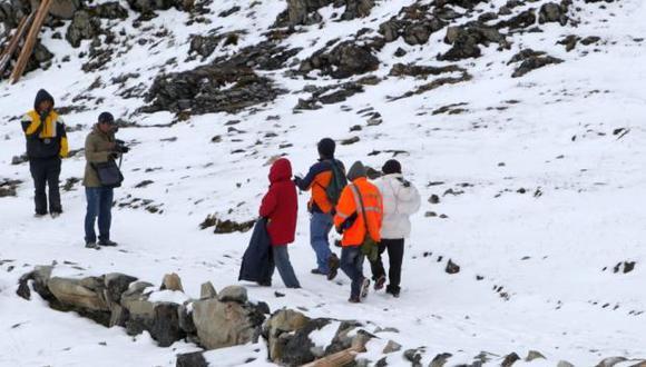 La temperatura nocturna disminuirá en localidades encima de los 3000 m.s.n.m. de la sierra. (Foto: GEC)