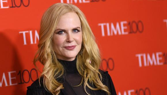 Nicole Kidman regresa a su país natal con permisos especiales durante la COVID-19. (Foto: AFP)