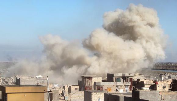 Fuerzas de Iraq arrebatan zona de Ramadi al Estado Islámico