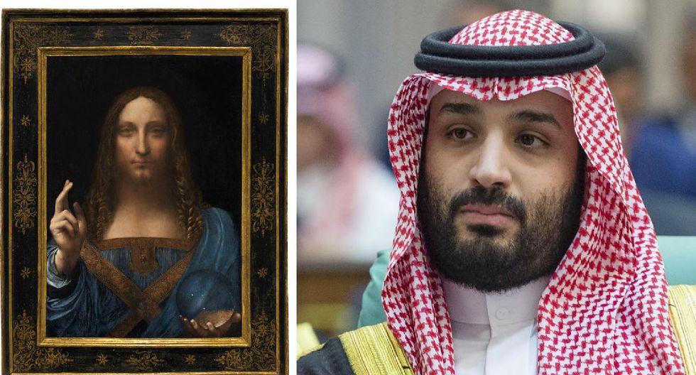 Resultado de imagen para Mohamed bin Salman Salvator Mundi