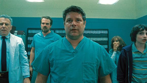 """Bob Newby tuvo una participación bastante corta en """"Stranger Things"""" (Foto: Netflix)"""