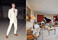 Recorre el departamento en Nueva York que fue de David Bowie | FOTOS