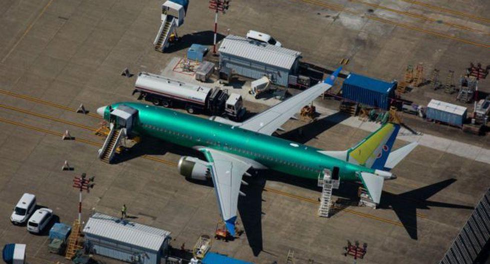 Boeing dio a conocer comunicaciones internas, entre las que hay mensajes poco favorables a la compañía. Foto: GETTY IMAGES, vía BBC Mundo