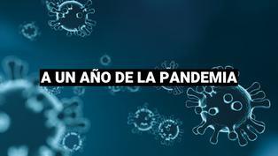 El COVID-19 cumple un año de ser declarado como pandemia
