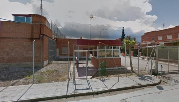 Alrededores del CIS Guillermo Miranda de Sangonera la Verde, en Murcia. Imagen: Captura de Google Maps