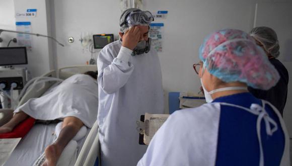 Coronavirus en Colombia | Últimas noticias | Último minuto: reporte de infectados y muertos por COVID-19 hoy, viernes 18 de junio del 2021. (Foto: AFP / Raul ARBOLEDA).
