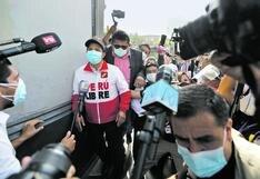Tensión interna entre facciones de Perú Libre