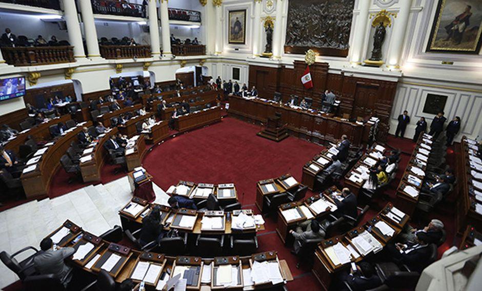 Suspenden la votación del proyecto de ley que propone la eliminación del voto electrónico. (Foto: El Comercio)