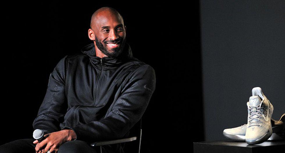 Kobe Bryant trabaja con Nike desde el 2003. (Foto: Getty Images)